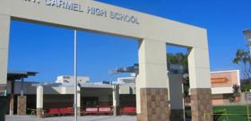 Poway Unified School District - Mt. Carmel High School – Central Plant