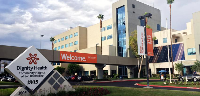Dignity Health: Community Hospital of San Bernardino - Technical Energy Assessment